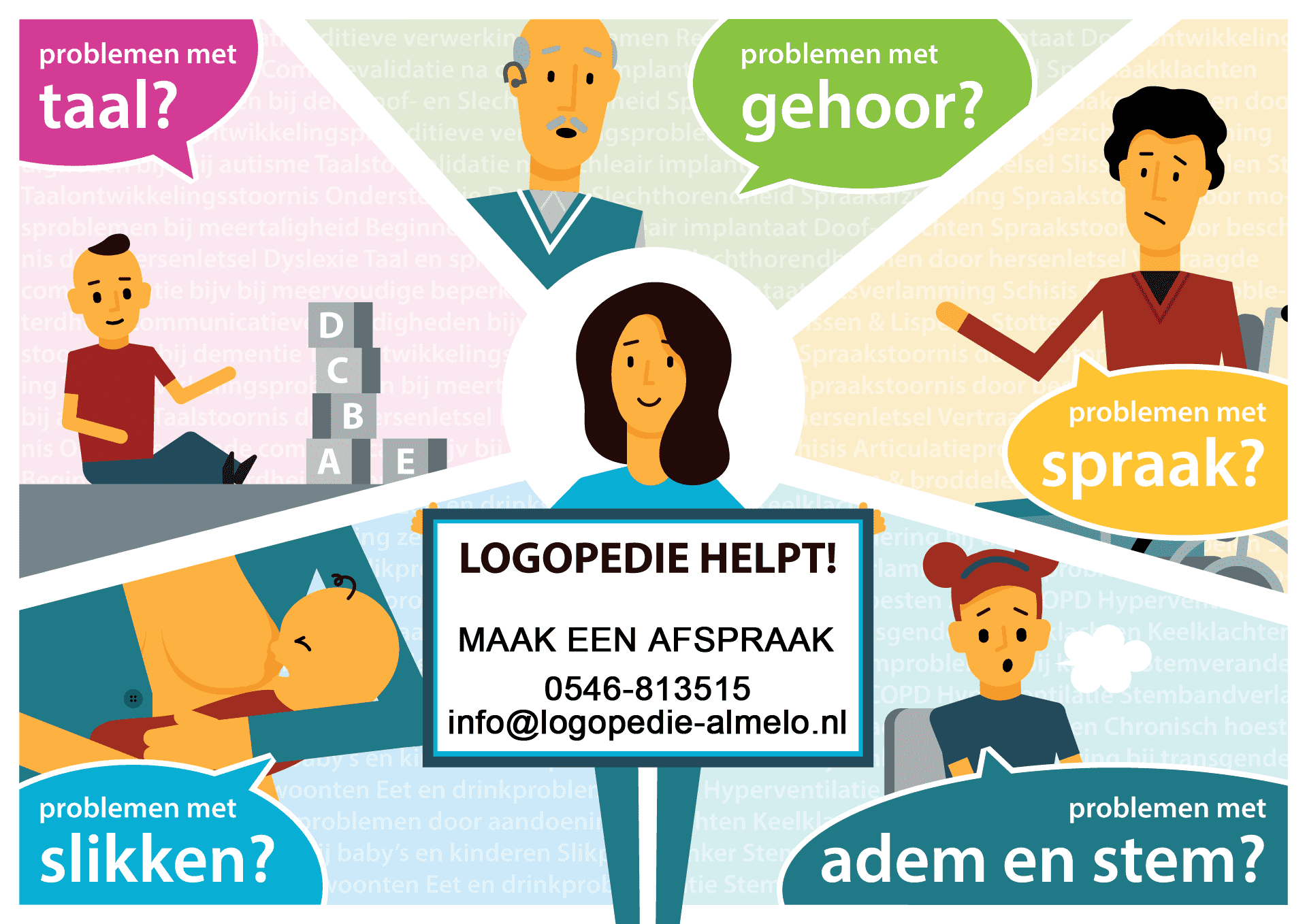 Logopedie helptBreed